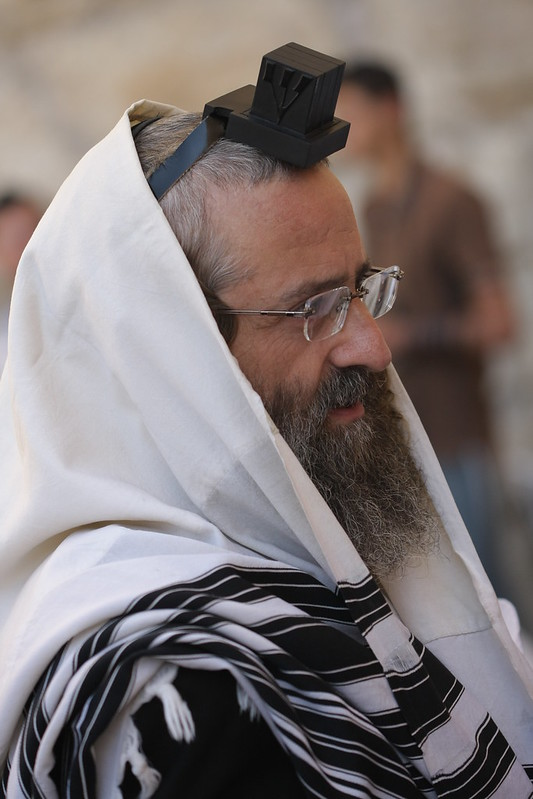 My cousin Bar mitzva in jerusalem