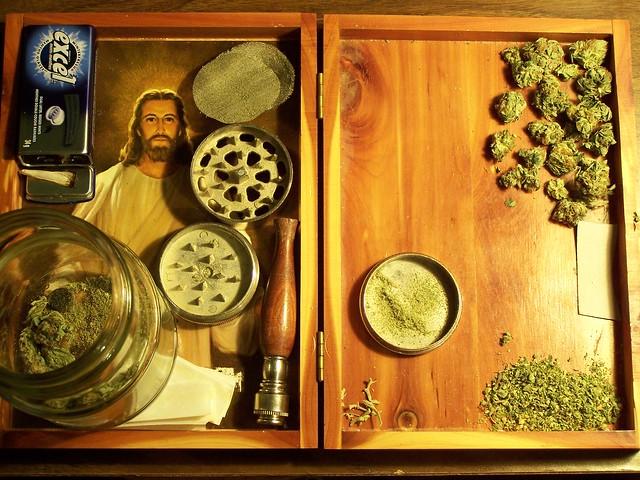 wwjd - what would jesus do ? smoke weed everyday.