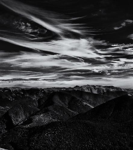 blackandwhite nature landscape natur landschaft wandern lazio montiernici kajojak monochromeaward