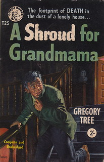 A Shroud For Grandmama by Gregory Tree | by woolrich01