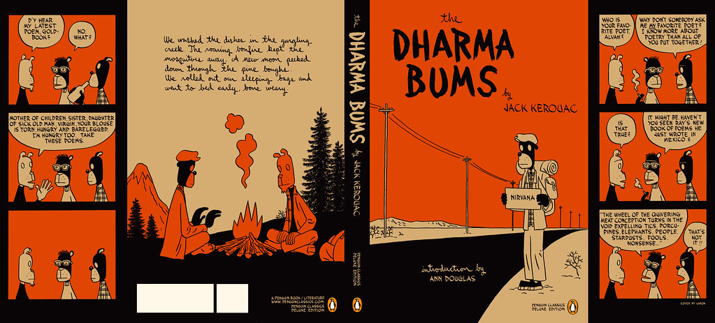 dharma bums   cover by jason  lambiek net/artists/j/jason ht…   paul