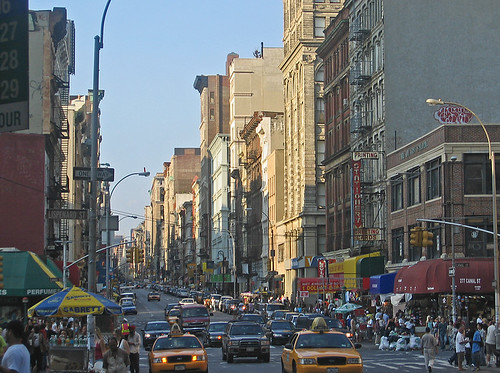 Lower East Side Chinatown Street NYC | by Brett VA