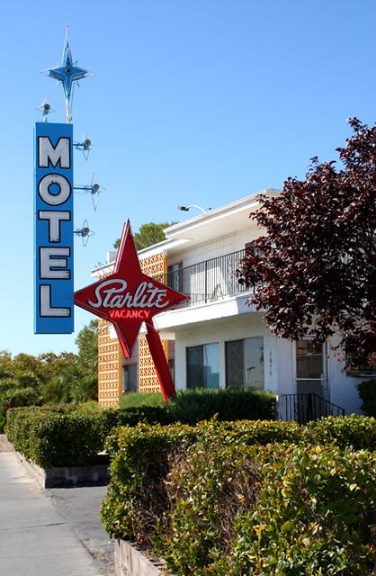 Starlite Motel - North Las Vegas, NV