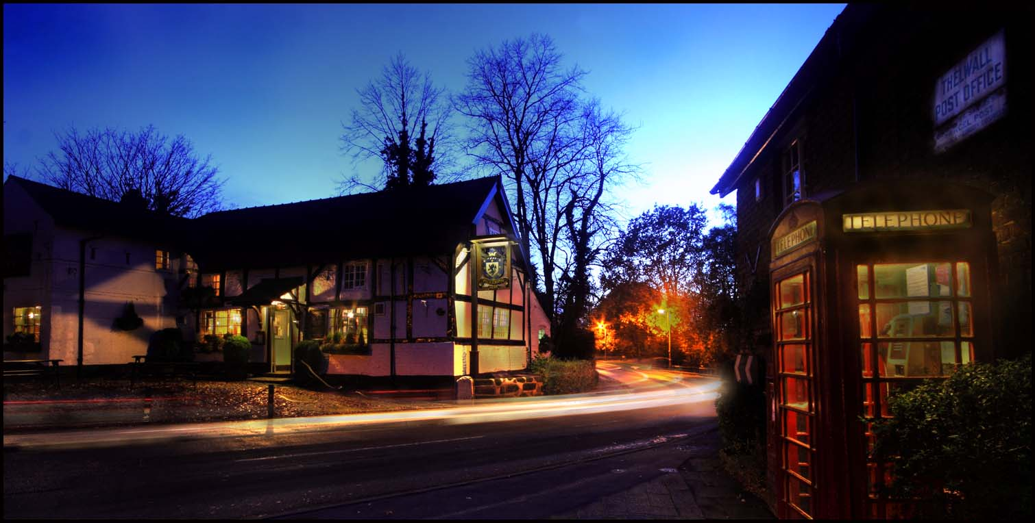 Thelwall,Grappenhall,bell,lane,village,Cheshire,UK,England,Warrington,Dusk,night,shot,tripod,ambiant,low,light,car,trials,trails,old,post,office,red,box,telephone,british,blue,sky,real,ale,food,Greenall,Greenalls,house,alehouse,olde,traditional,CAMRA,timber,frame,framed,Lymm,pickering,pickering's,historic,365days,photo,photos,photography,photographer,HDR,high dynamic range,tonysmith,tony,smith,Hotpicks,hotpics,hot,pics,pix,picks,hotpix.freeserve.co.uk,building,buildings,built,architecture,favourite,pub,pubs,public,houses,noche,nuit