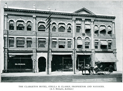 Joplin 1902 - pg 10 - Clarketon Hotel | by thomaswolfesghost