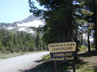 Highland Lakes Campground