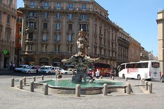 Fontana del Tritone (1) | by Quietstorms