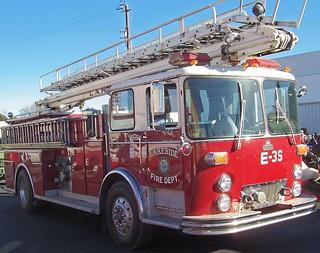 Lakeside FD (CA) Engine 35