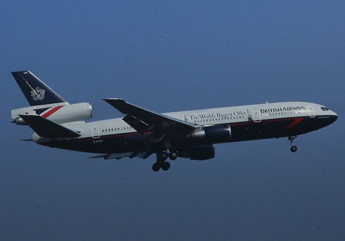 British Airways Douglas DC-10 | by Deanster1983 who's mostly off