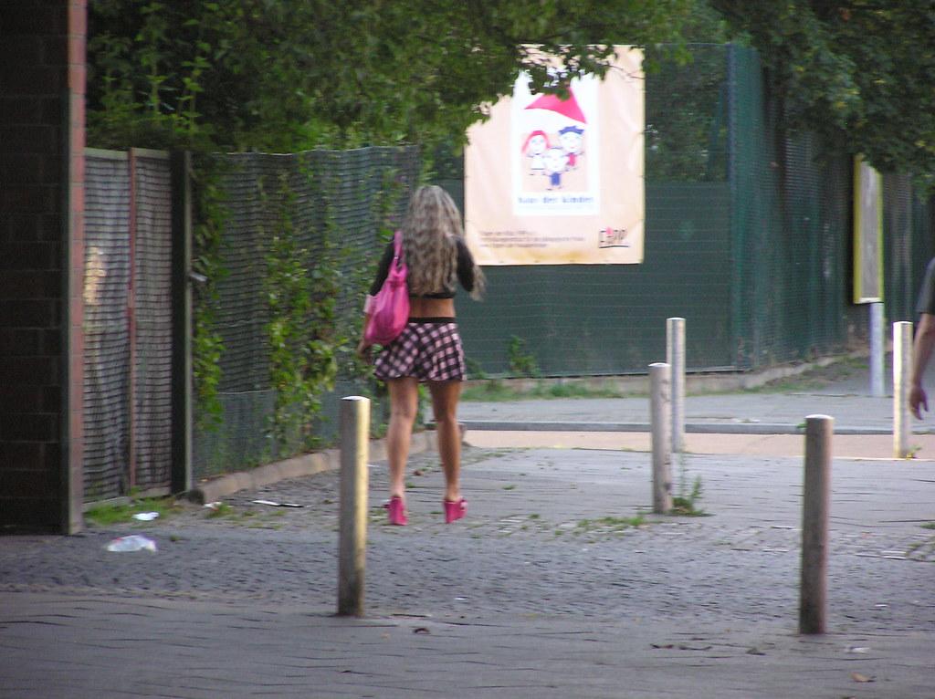 In berlin hookers Red Light
