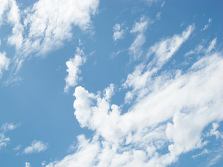 Blue Sky and Clouds | by shaire productions