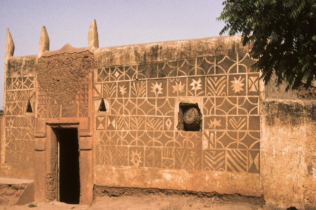 architecture houssa. Zinder