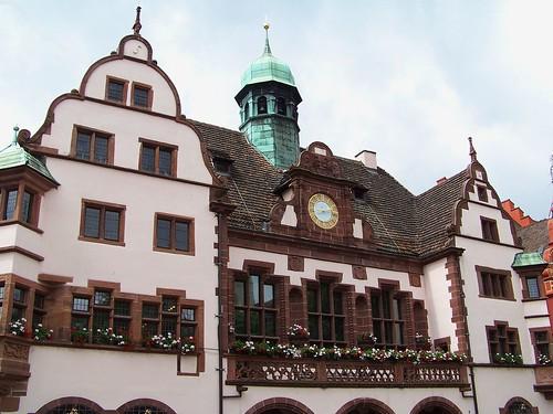 090622 1006740 altes rathaus freiburg im breisgau [schwarzwald] germany | by fsmodel