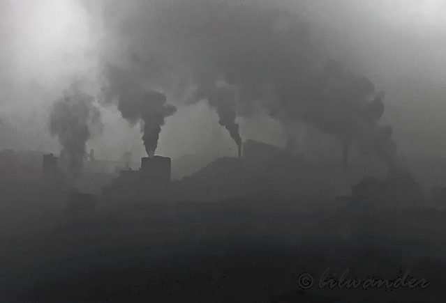 AirPOCALYPSE of an overGROWING underWORLD ..    ....................... The Future is Already Here (Sept 2009)