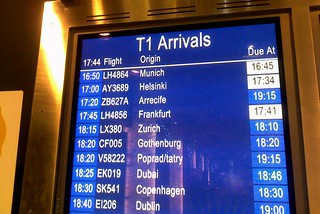 Project 365 #363: 291209 Delayed Arrival | by comedy_nose