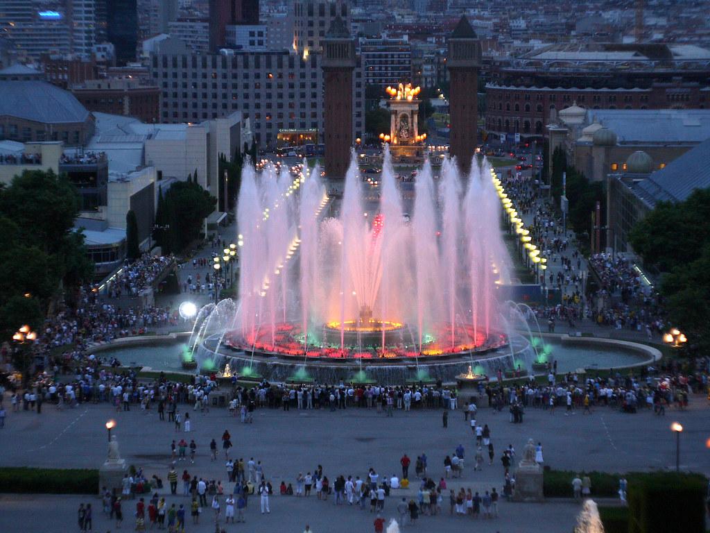 Plaza Espanya Barcelona Barcelona-Home