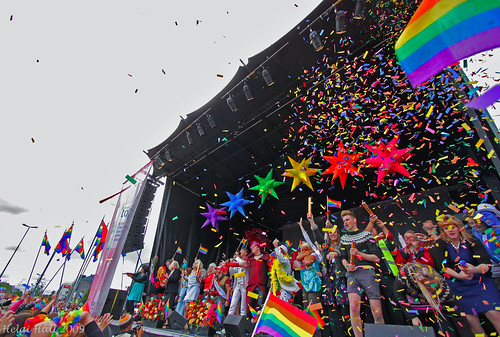A Succsesful Pride Over | by Helgi Halldórsson/Freddi