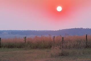 Smokey Sunrise | by Big Mike's Photography