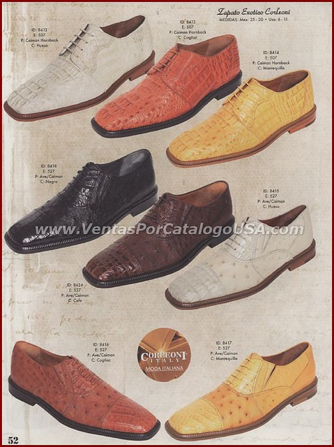 7f6dcfbc53 ... Zapato Exotico El General