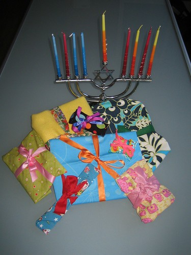chanukah gifts | by Strongrrl