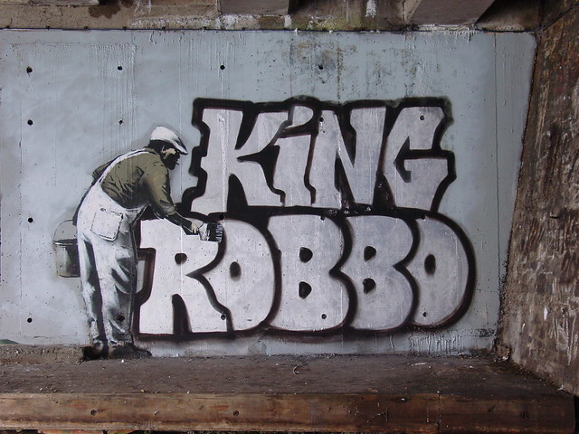 Robbo WD, WRH vs Banksy