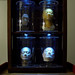 Cabinet of heads