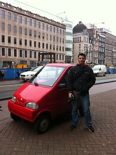 "Ongekend One of the world's smallest production cars - The ""Canta"" 