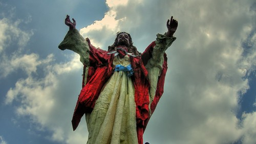 cristo rey | by fer tapia