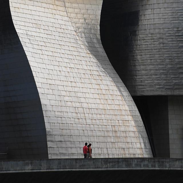 Guggenheim detail squared