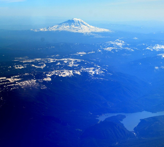 Mt. Adams, southcentral Washington State