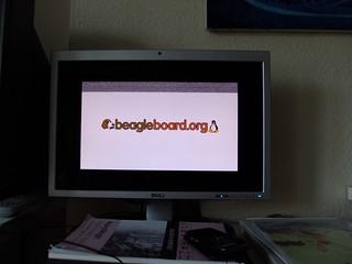 Beagleboard resolution