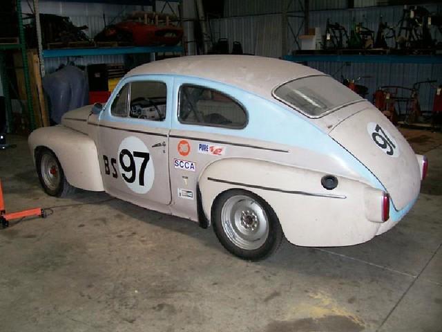 Race Car For Sale >> 1960 Volvo 544 Vintage Race Car Fia Scca For Sale Rear Flickr