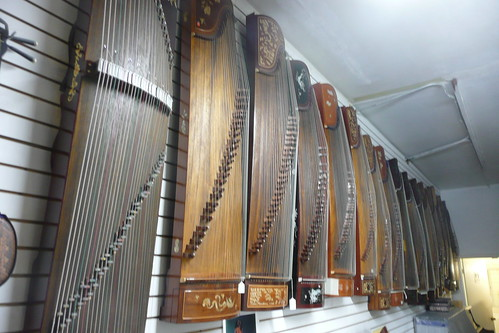 Guzheng(s) | by bmeabroad