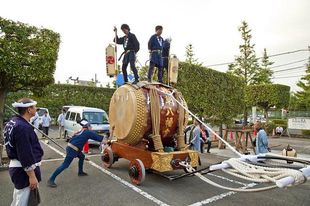 Igusa Hachiman Shinto Festival