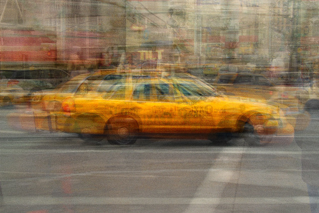 Yellow Cabs of New York Two