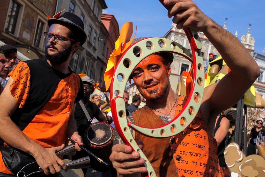 Carnaval Sztukmistrzów, Lublin