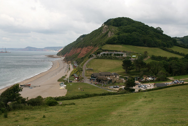 Branscombe Mouth