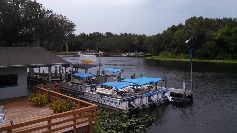 Hontoon Resort
