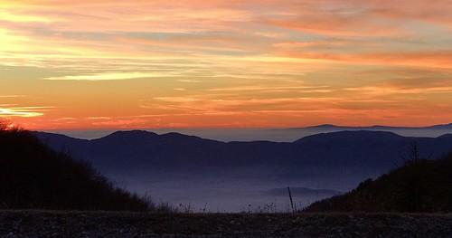 panoramica digitale nature montagna tramonti iphone7plus italia lazio iphone appenini rieti terminillo