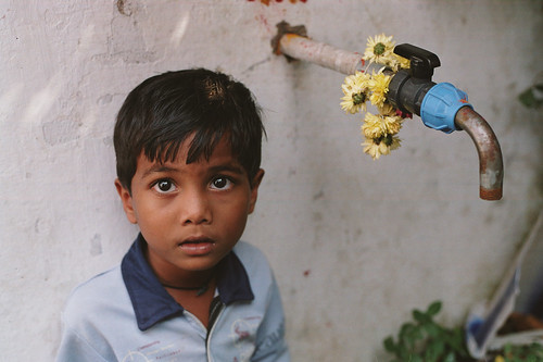 Blessed tap in Hyderabad | by waterdotorg