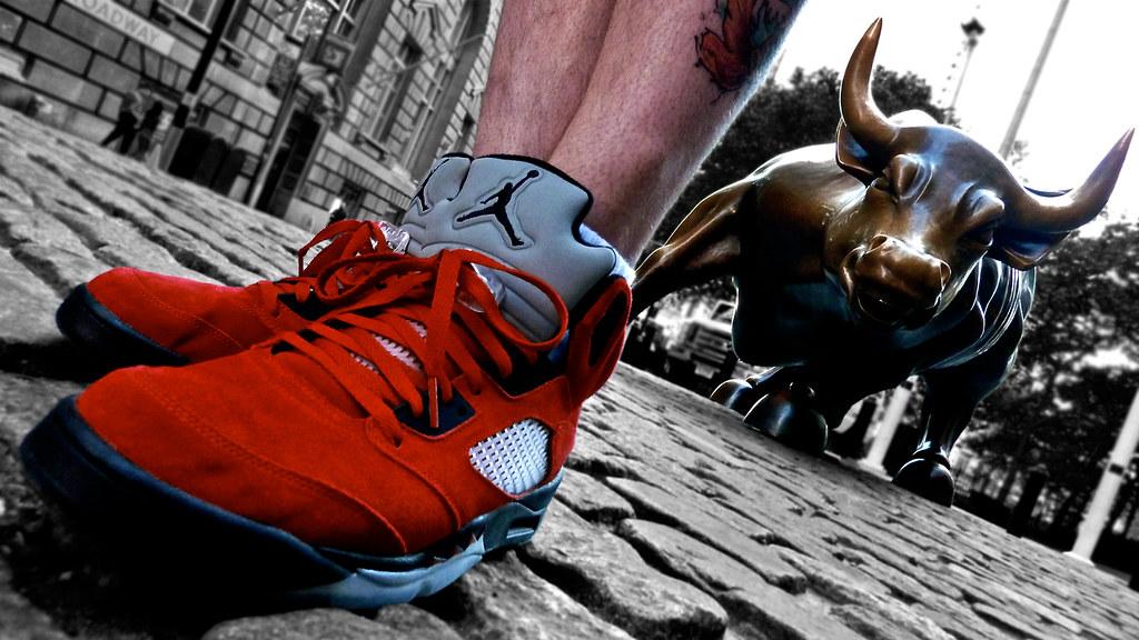buy online 9a392 eeb31 ... Nike Michael Jordan V
