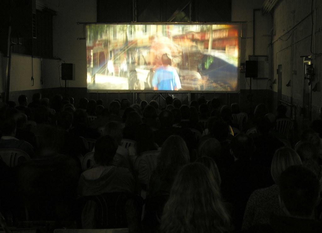 Open Air Kino Offenbach