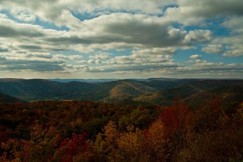 statepark fall water worldsendstatepark