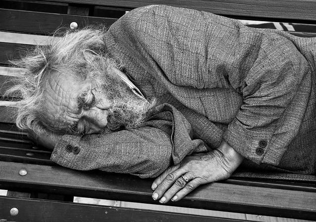 To sleep! Perchance to dream ...