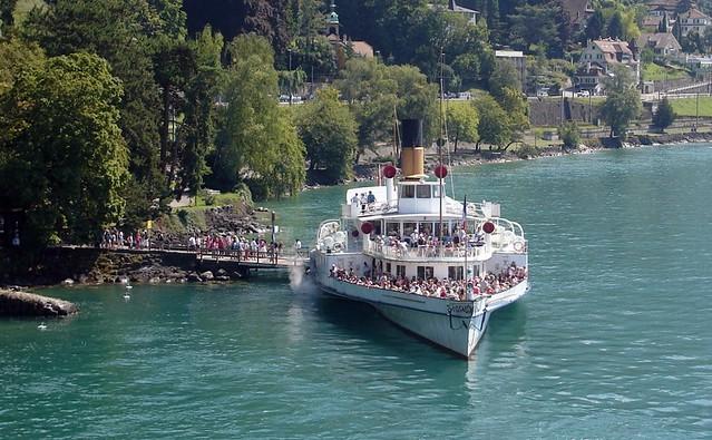 Lake Geneva /  Lac Léman / Genfersee 2006