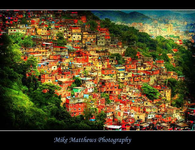 Colours of the Favela