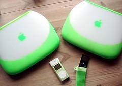 Apple iBook G3 SE Keylime Clamshell | by MAC2214JV