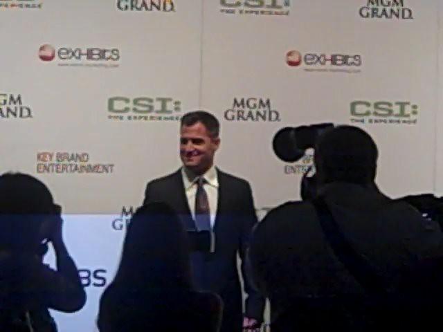 George Eads Nick Stokes Csi Las Vegas Mgm Grand Casi Flickr