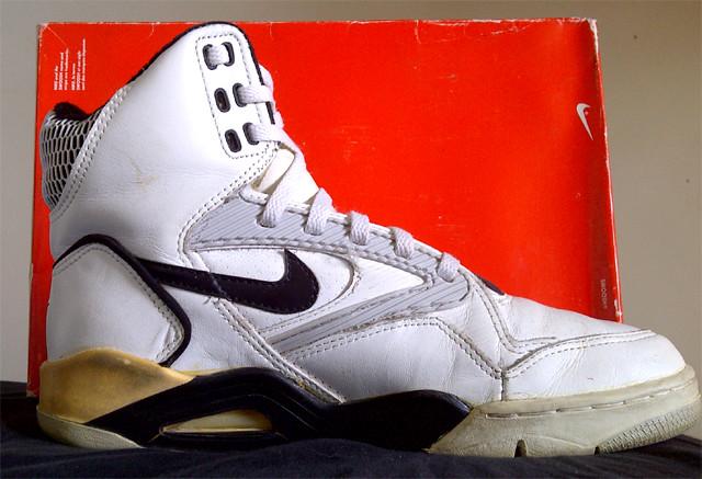 kupować tanio niezawodna jakość konkurencyjna cena 1990 Nike Air Force V High | Not wearable. But better condit ...