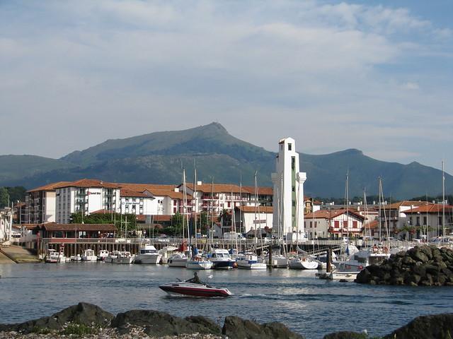France - Pays Basque - Cibourne